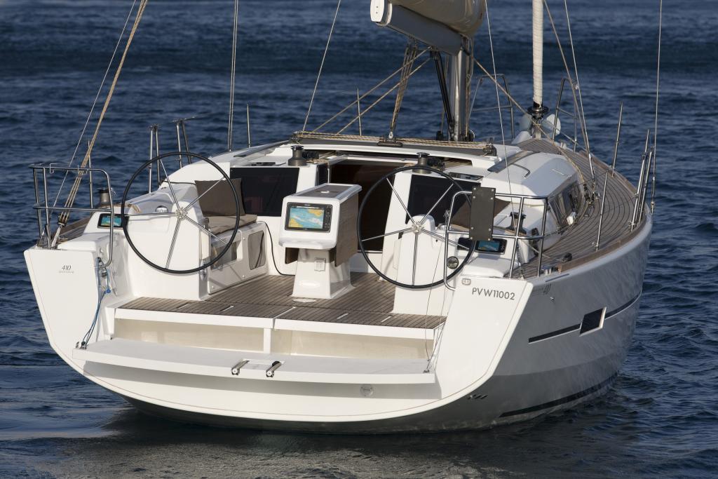 location bateau dufour 410 voilier monocoque 3 cabines