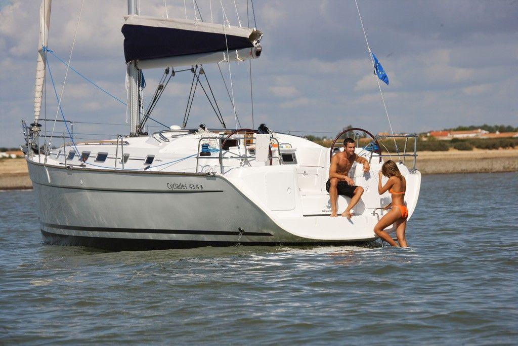 bateau cyclades